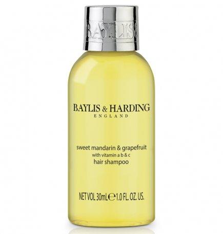 Hypermoderne Baylis & Harding 30ml Sweet Mandarin & Grapefruit Shampoo Bottle MB-37