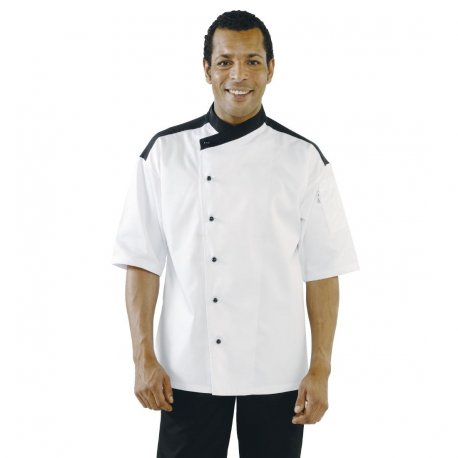 Chef Works Unisex Metz Chefs Jacket L