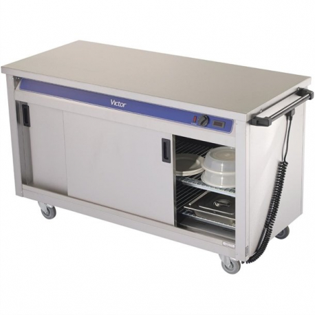 Victor Baroness Mobile Hot Cupboard HC40MS