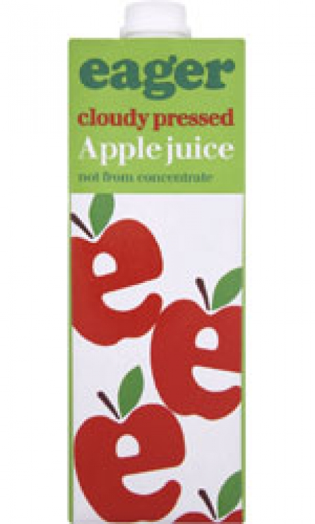Image of Eager Drinks - Apple Juice