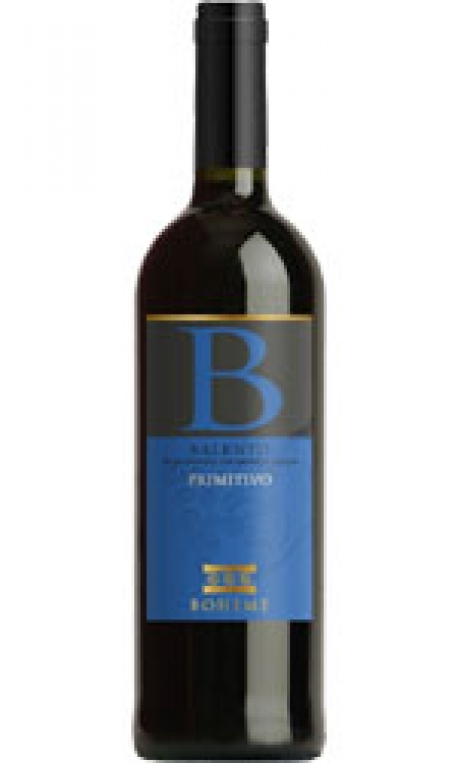Boheme - Primitivo 2019 (75cl Bottle)