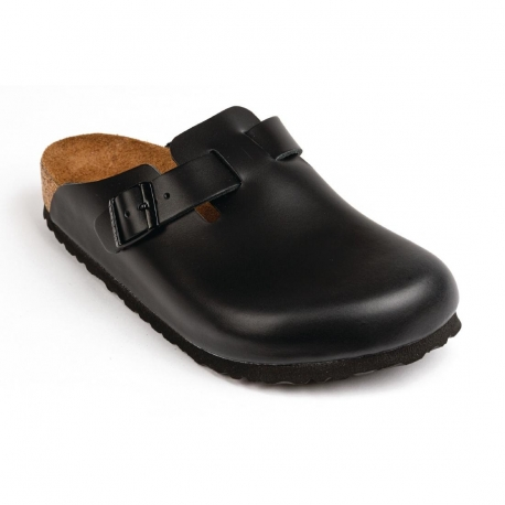 Birkenstock Boston Clog Black 36