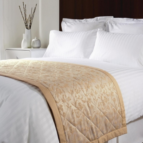 Essentials Sovereign Bed Runner Gold King