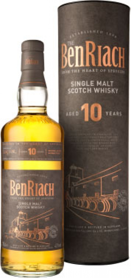 BenRiach - 10 Year Old Classic Speyside (70cl Bottle)