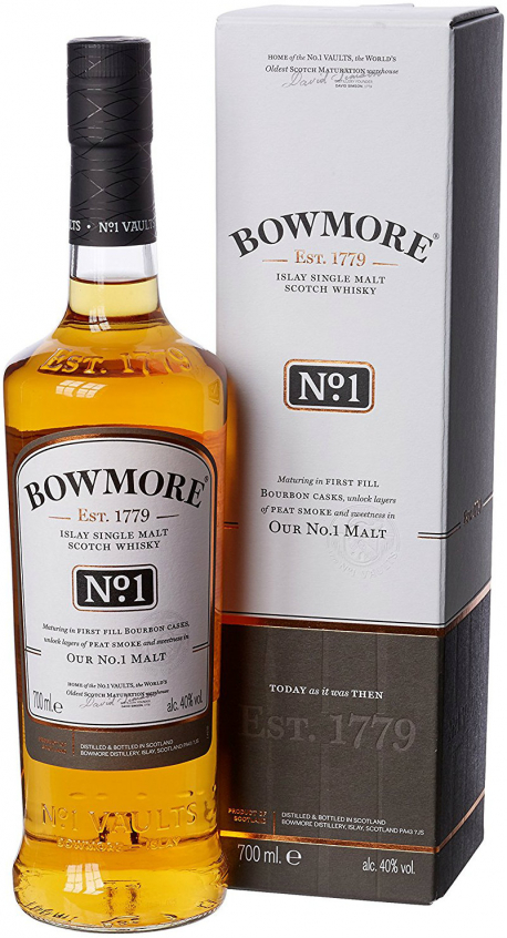 Bowmore - No.1 (70cl Bottle)