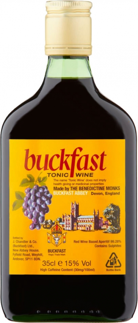 Buckfast - Tonic Wine (35cl Bottle)