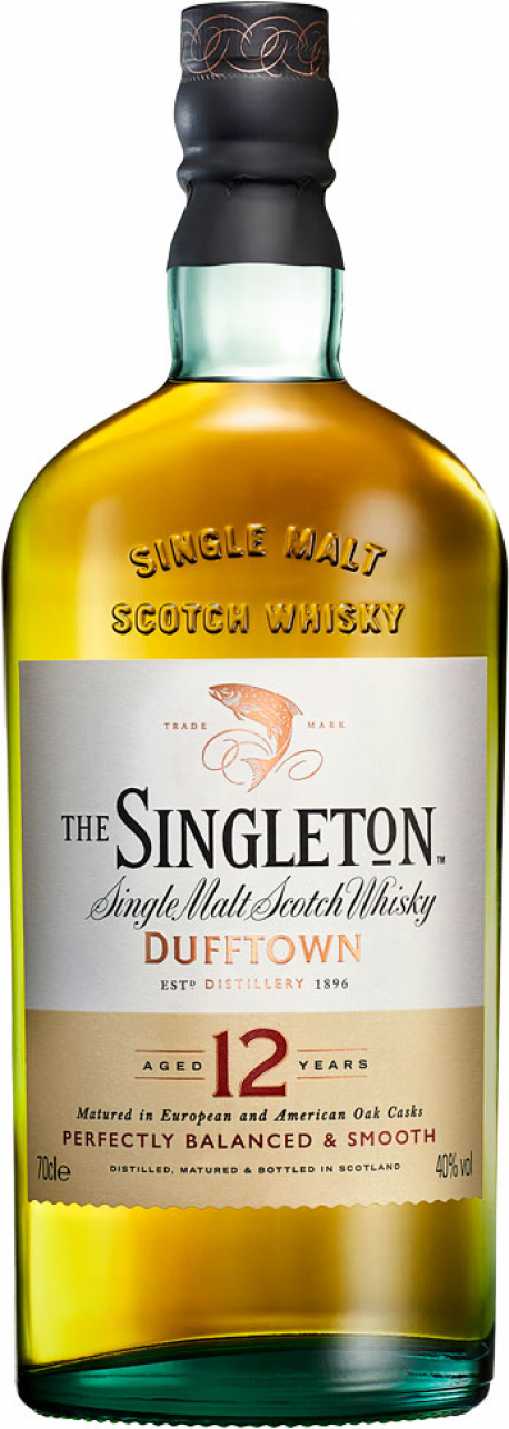 The Singleton Of Dufftown - 12 Year Old (70cl Bottle)