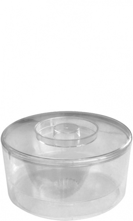 Ice Bucket - 10 Litre Clear Plastic
