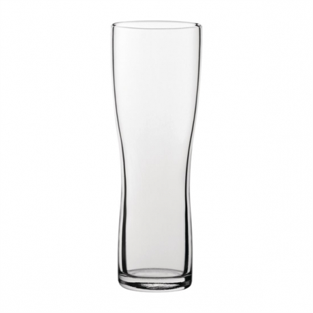 Utopia Aspen Nucleated Toughened Beer Glasses 570ml CE Marked (Pack of 24)