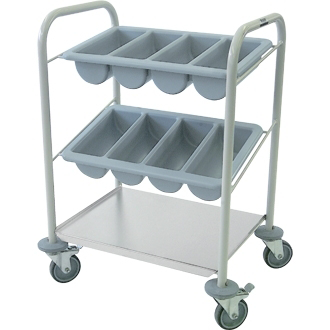 Cutlery & Tray Trolleys Image