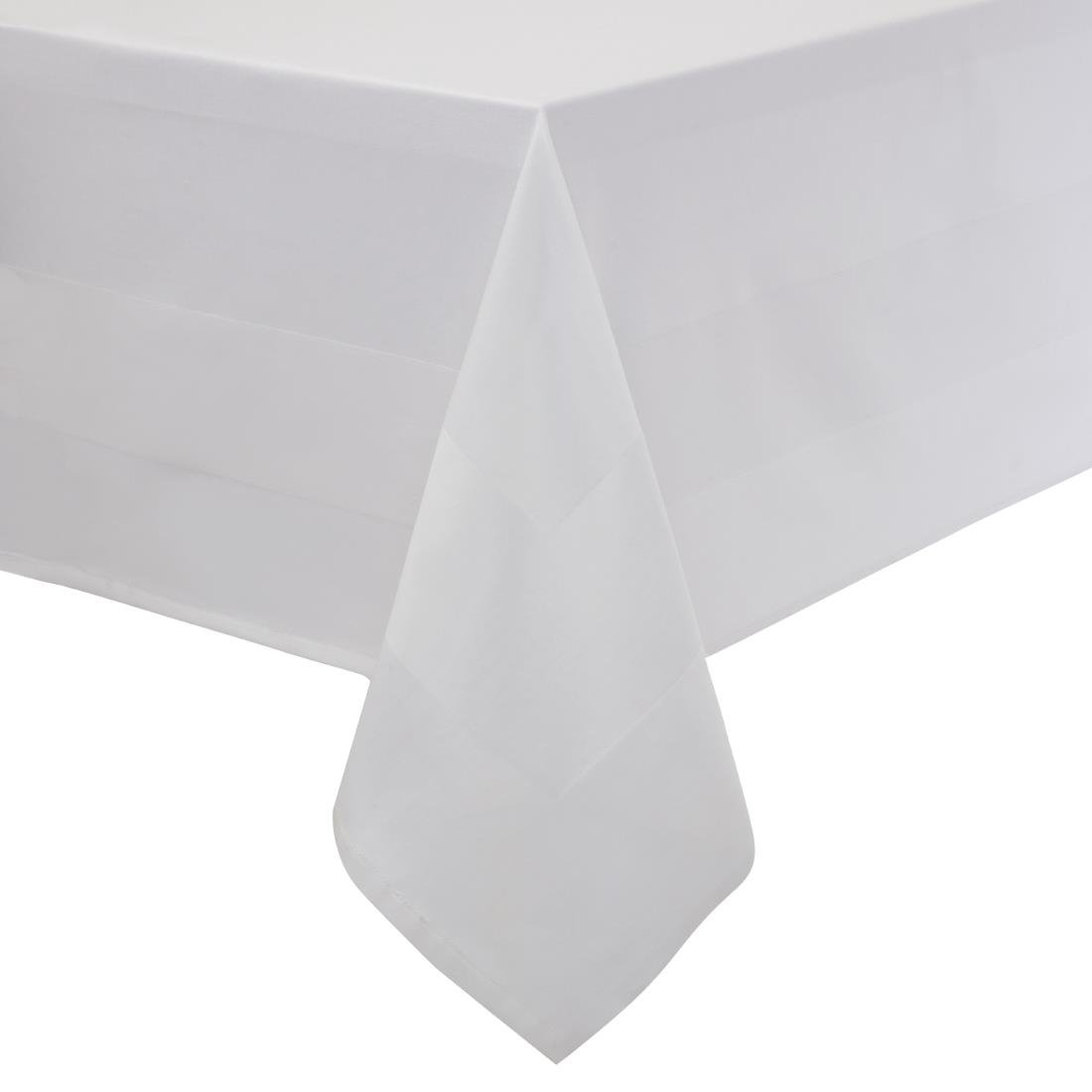 Essentials Occasions Tablecloth White