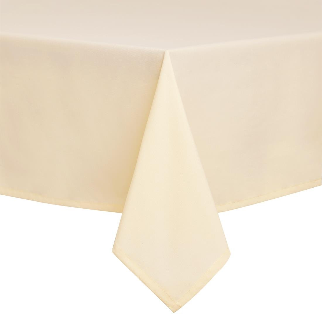 Essentials Occasions Tablecloth Ivory