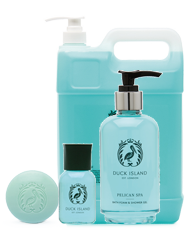 Pelican Spa by Duck Island Hotel Toiletries Image