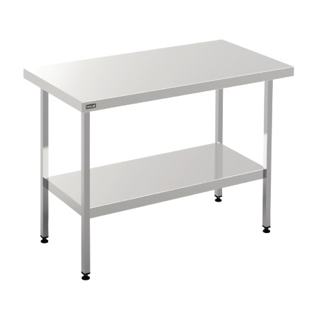 Stainless Steel Tables Image