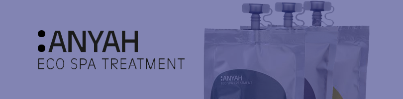 Anyah Eco Spa Treatment Banner Alt