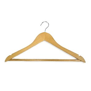 Light Wood Hanger
