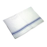 Glass Cloth Blue Stripe - Without 'Glass Cloth' Wording