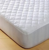 Quilted Mattress Protectors - Fitted