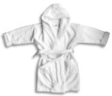 Childrens Ultra-Soft Microfibre Bathrobe - Ages 2 - 12