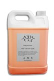 Aqua Viva 5 Litre Refills for 300ml Bottles - Bath & Shower Gel 5 Litre Refill - Orange Grove (2 pcs)