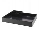Hendon Leatherette Welcome Tray