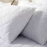 Pillow Protectors 48 x 74 cm - Quilted Pillow Protector (Pair)