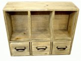 Office Organiser With Drawers 38 x 13 x 31cm