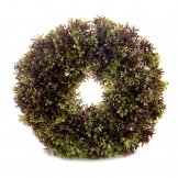 Artificial 40cm Boxwood Wreath