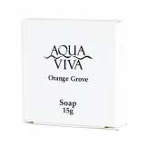 Aqua Viva 15g Boxed Soap (250 pcs)