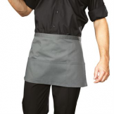 Coloured 3-Pocket Apron
