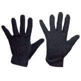Heat Resistant Waiter's Gloves - Black (Pack of 10)