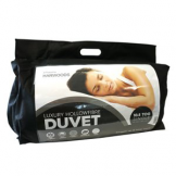 Duvet, Washable to 40'C - 10.5 Tog with Cotton Cover