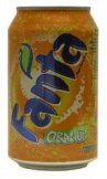Image of Fanta - Orange