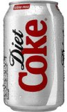 Coca Cola - Diet Coke (24x 330ml Cans)