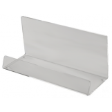 Frosted Stand-Up Tray - 90 x 200 x 70mm