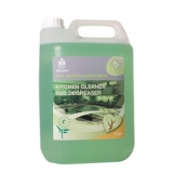 Eco-Friendly Kitchen Cleaner And Degreaser 2X5Ltr