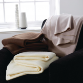 Mitre Essentials Polar Blanket Camel - King