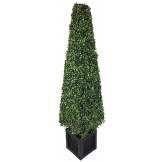 Artificial 120cm Boxwood Tower