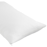 Polycotton 180 TC Pillow Protector White (Pair)
