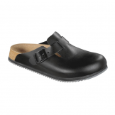 Birkenstock Super Grip Professional Boston Clog Black - Size 42