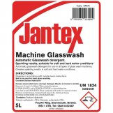 Jantex Glass Wash Detergent 5 Litre (Pack of 2)