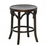 Fameg Bentwood Pub Low Stool (Pack of 2)