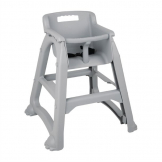 DA693 - Bolero PP High Chair Grey