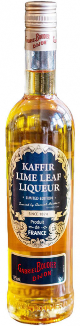 Gabriel Boudier - Kaffir Lime Leaf (50cl Bottle)