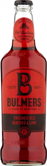 Bulmers - Red Berry & Lime (12x 500ml Bottles)