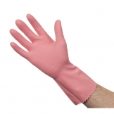 Jantex Household Glove Pink Large