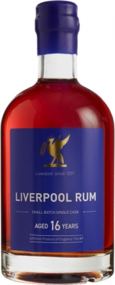 Liverpool - Rum (70cl Bottle)