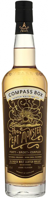 Image of Compass Box - The Peat Monster