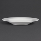 Bulk Buy Olympia Whiteware Pasta Plates 310mm (Pack of 12)