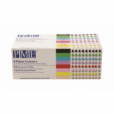 PME Paste Colours Set (Pack of 8)